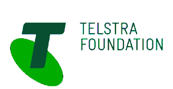 Our Partner - Telstra Foundation