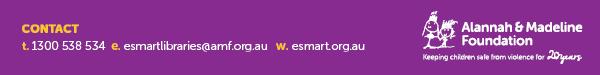 eSmart Libraries - esmartlibraries@amf.org.au