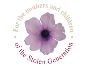 For the Mothers and Children of the Stolen Generation - Logo