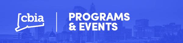 CBIA Programs & Events