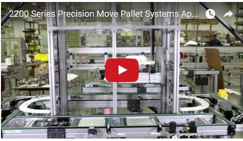Precision Move Application
