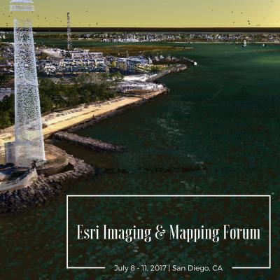 Esri Imaging & Mapping Forum