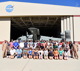 SARP 2017 Students, Mentors, Faculty Advisors, and Pilots