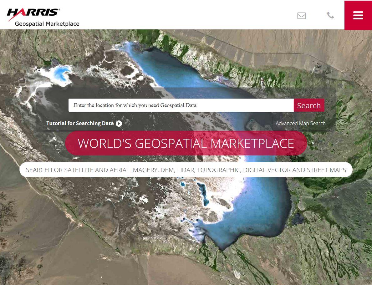 Harris Geospatial Marketplace