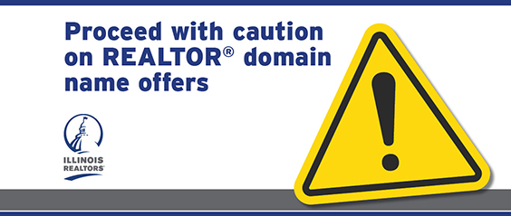 caution on domain names