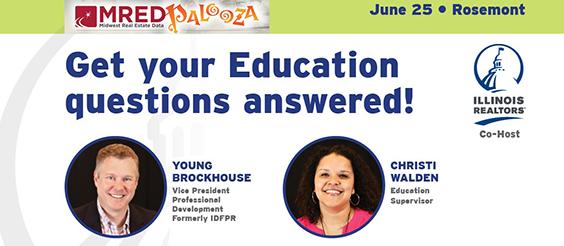 MREDpalooza education