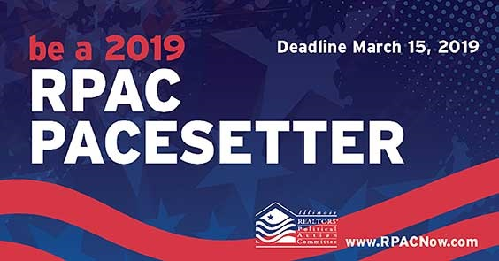 Be an RPAC Pacesetter