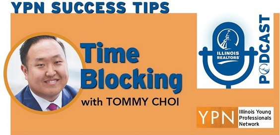 YPN Success Tips Time Blocking Tommy Choi