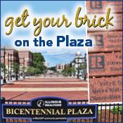 plaza brick square