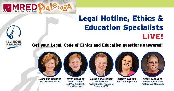 Five MREDpalooza specialists