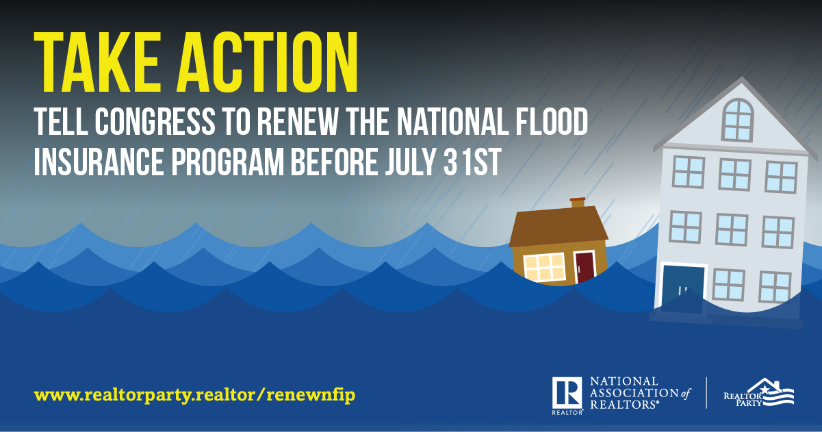 Flood Insurance Call for Action
