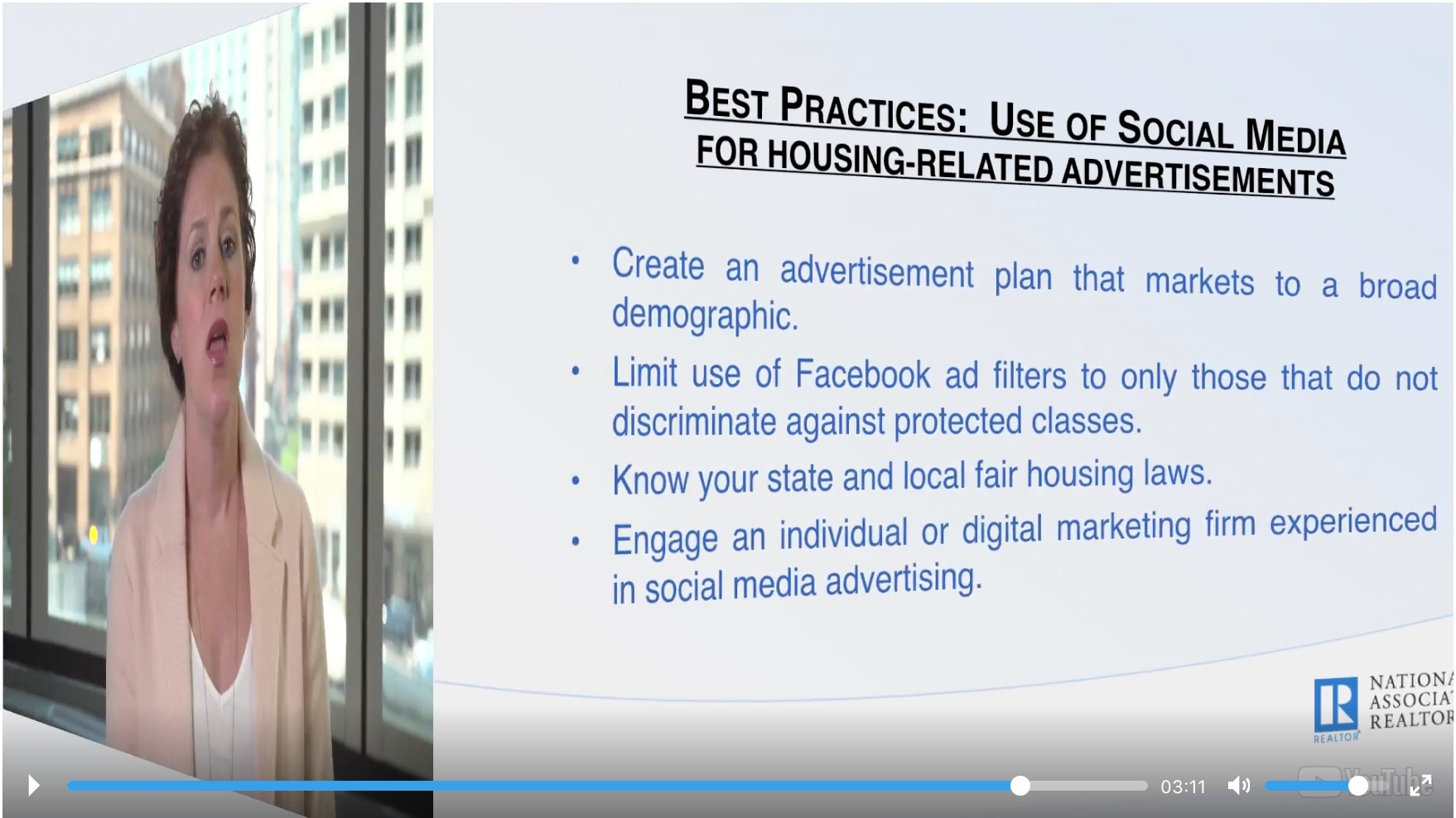 Video: Avoid Illegal Marketing