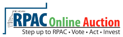 RPAC Online Auction