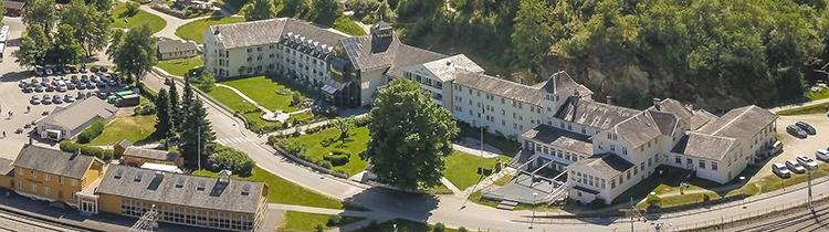 Frittstående hotell