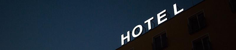 Hotellskilt