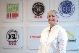 Bilde av Mette Sørensen i Matmerk