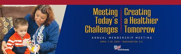 AHA Annual Meeting Banner