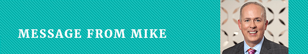 Message from Mike