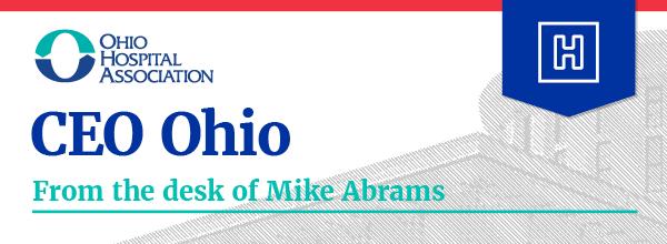 CEO Ohio Newsletter Header