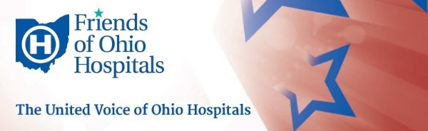 Friends of Ohio Hospitals Banner