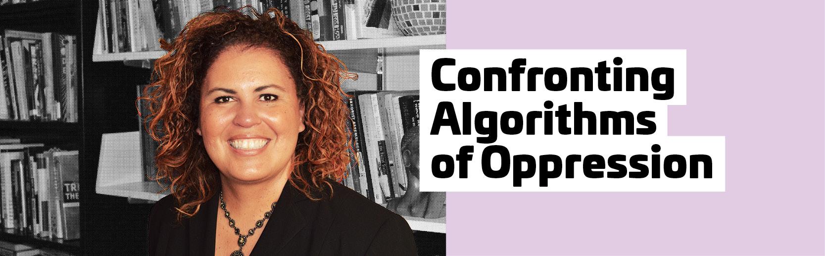 Algorithms of Oppression banner