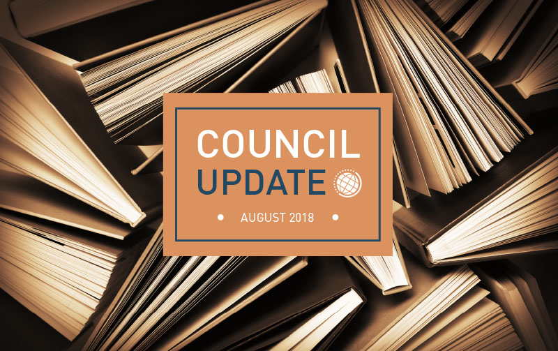 Council Update header