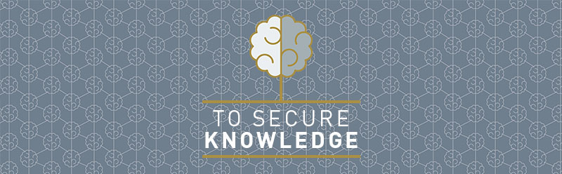 To Secure Knowledge banner