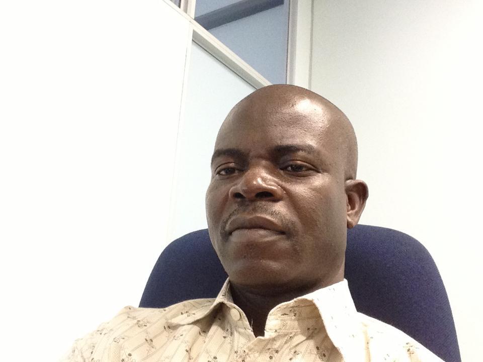photo of Dr. Azeez Olaniyan