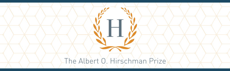 Hirschman Prize banner