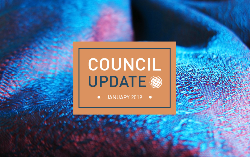 Council Update January 2019