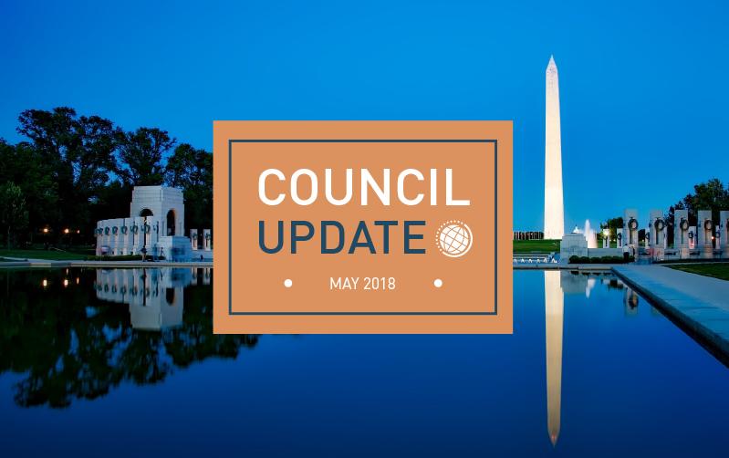 Council Update logo banner
