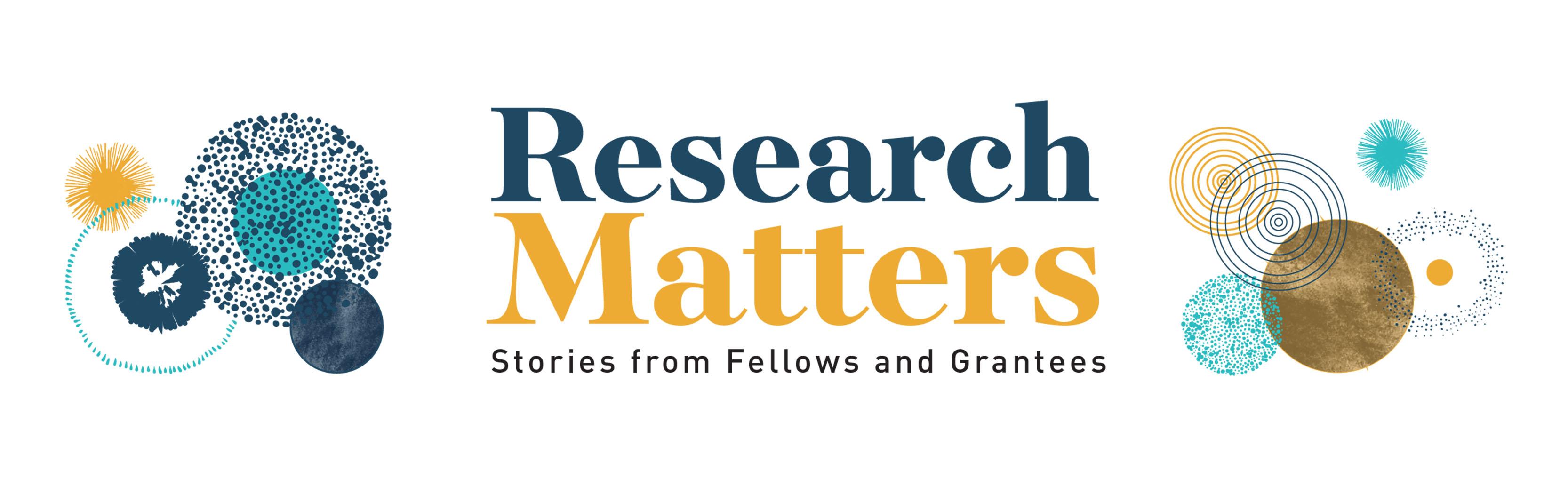 Research Matters logo