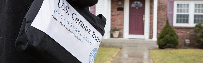 US Census Bureau stock photo