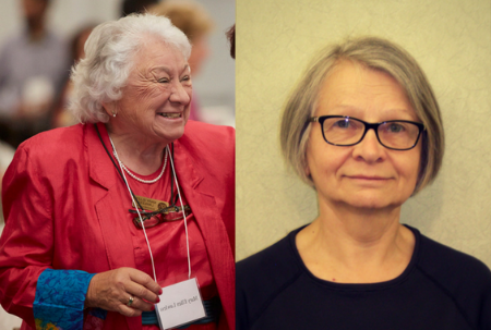 Helen Szdowski, Mary Ellen Lawless
