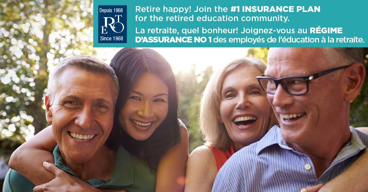 Retire Happy! Join RTO/ERO