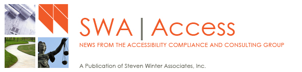 Accessibility Newsletter