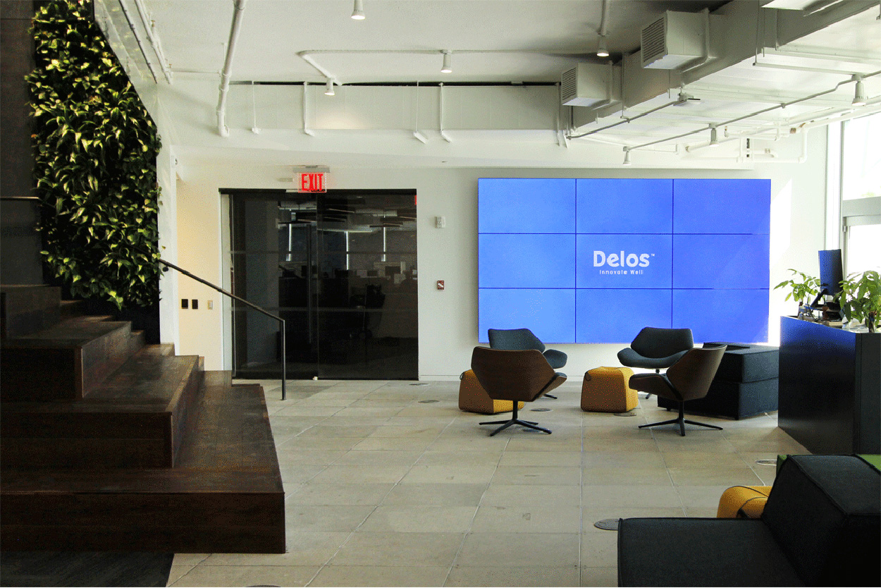 Image of Healthy workplace (Delos HQ, NYC)