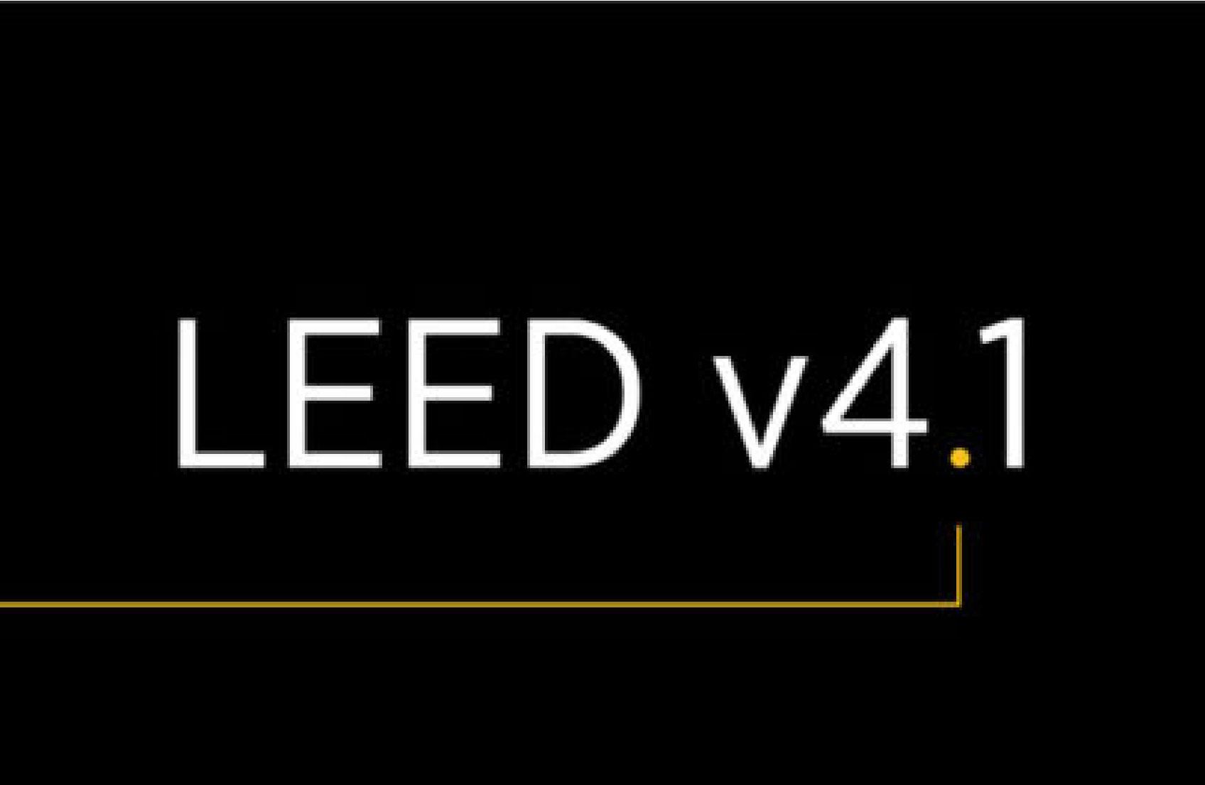 LEED v4.1 Image