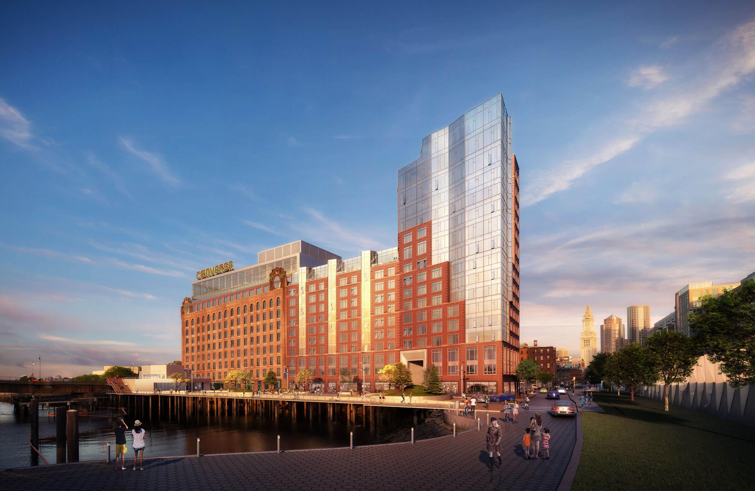 Image of Lovejoy Wharf