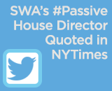 Twitter Thumbnail - SWA's #PassiveHouse Director quoted in NYTimes