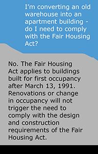 Image of accessibility FAQ