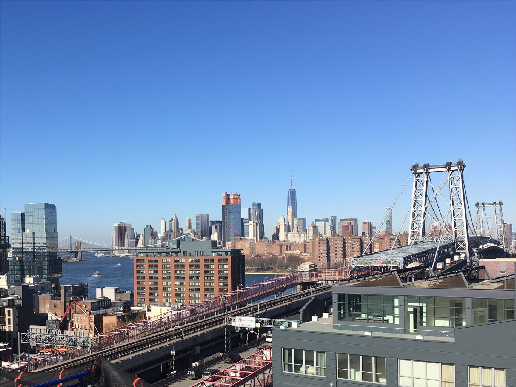 Featured photo of Downtown Manhattan taken during an Accessibility inspection