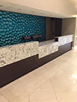 Image of Accessible Hotel Lobby