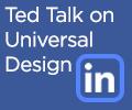 Ted Talk on Universal Design