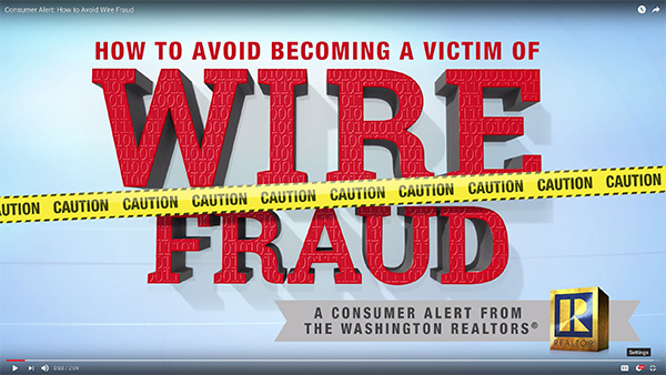 Wire Fraud Consumer Video