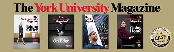 The York University Magazine