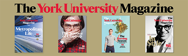 Give Now: This is Impact The Campaign for York University