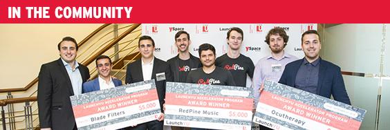 York University entrepreneurship program announces three award finalists