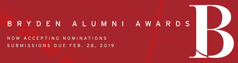 Bryden Alumni Awards