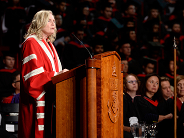 Rhonda L. Lenton becomes York University's eighth president and vice-chancellor